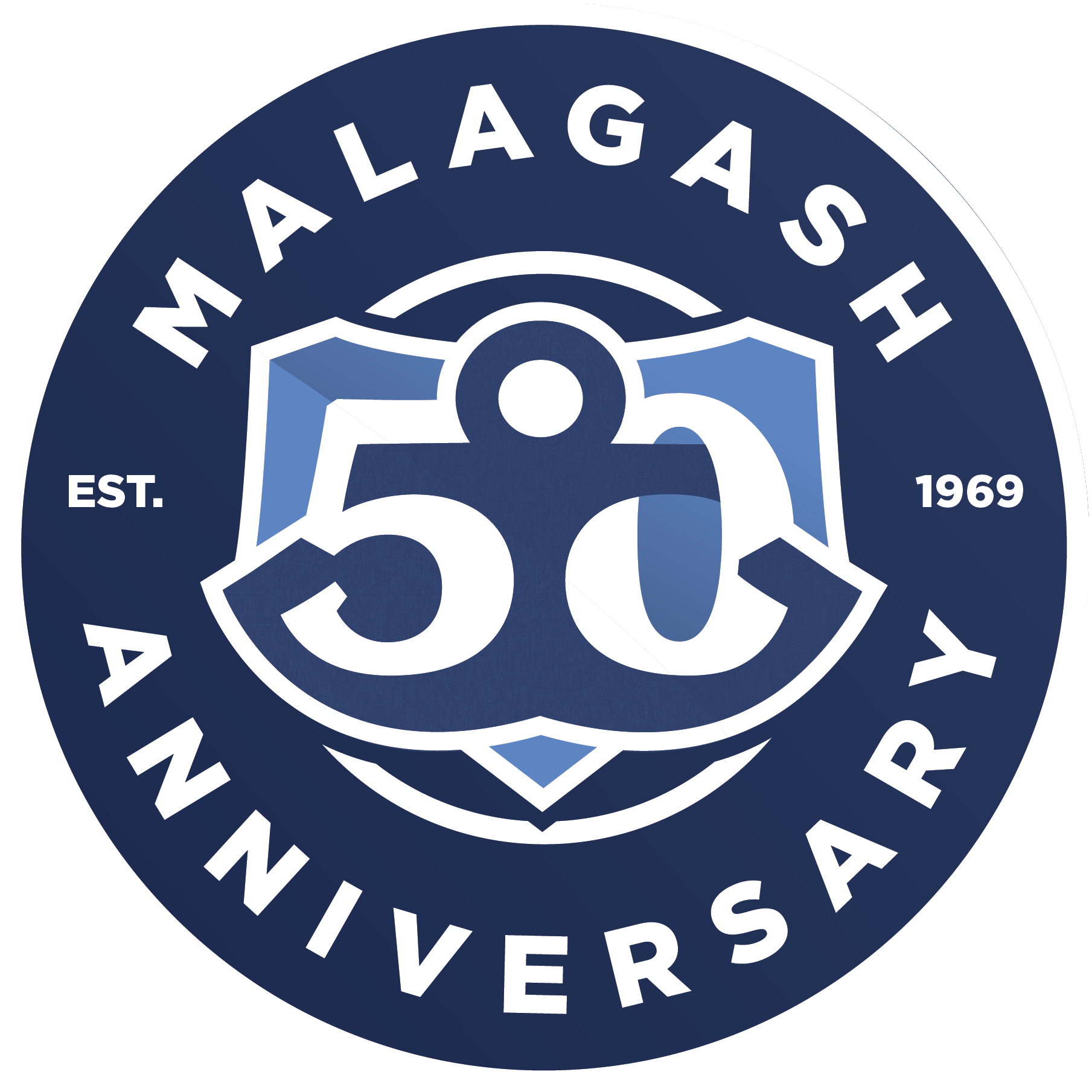 Malagash 50th Logo
